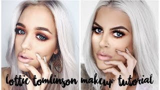 LOTTIE TOMLINSON MAKEUP TUTORIAL