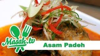 getlinkyoutube.com-Asam Padeh Ikan Tongkol | Resep #095