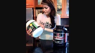 getlinkyoutube.com-The Best Protein Product For Women- Muscle Gauge Nutrition's Pure Isolate-GAUGEGIRL82