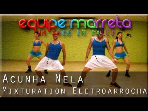 Acunha Nela - Mixturation (Coreografia Professor Jefin)