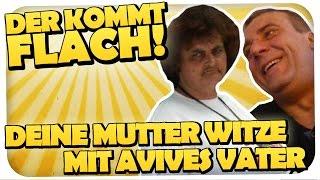 DEINE MUTTER WITZE MIT AVIVE'S VATER ! LACHFLASH! [MINECRAFT] [HD]