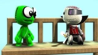 getlinkyoutube.com-LittleBigPlanet 2 - That RaNDoM Film 3  - LBP2 Animation