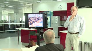 Knowledge Sharing by David Gurteen at KHDA, Dubai, 2013