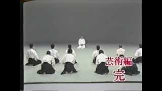 getlinkyoutube.com-THE Heart of AIKIDO Part 3: Hikitsuchi Michio, 10. Dan Sensei