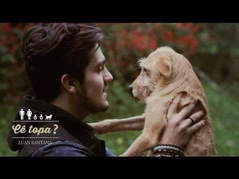 Luan Santana - C� Topa (Clipe Oficial / V�deo document�rio)
