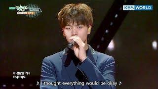 BTOB - Missing you | 비투비 - 그리워하다 [Music Bank HOT Stage / 2017.11.03]
