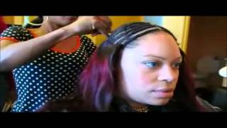 getlinkyoutube.com-New Star Hair Team Install Perivian Body wave aliexpress Re-Upload!!!