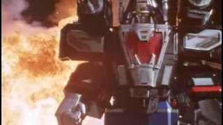getlinkyoutube.com-Power Rangers Memorable Moments   Astro Delta Megazord