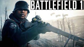 getlinkyoutube.com-BATTLEFIELD 1 Sniper Stealth Mission Gameplay Campaign