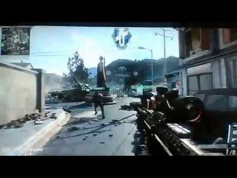 bo2 gameplay masacre