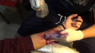 getlinkyoutube.com-fievre looka sublime tatuando a roy