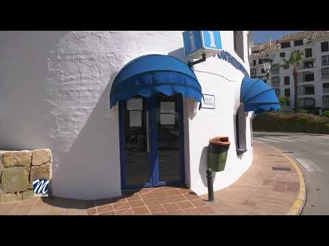 Información y atención al público en la oficina de turismo