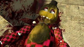 getlinkyoutube.com-I KILLED PHANTOM FREDDY | Gmod Sandbox Fun