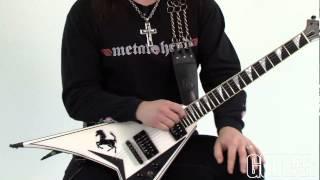getlinkyoutube.com-Drop-D Metal Riffage Continued w/ Metal Mike
