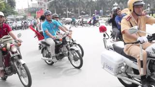 getlinkyoutube.com-Diễu hành sinh nhật website Honda67.vn tại Thanh Hóa