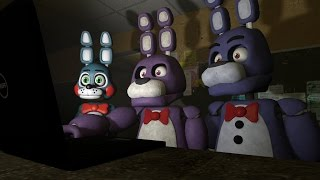 getlinkyoutube.com-[SFM FNAF] Bonnie Reacts to the New Teaser