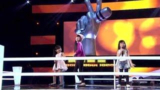 getlinkyoutube.com-The Voice Kids Thailand - Battle Round - มิ้น VS อ๊ะอาย VS อาย - อาย - 9 Mar 2014
