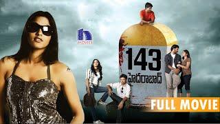 143 Hyderabad Full Movie - Dhansika, Anand Chakravarthy, Lakshmi Nair - Psycho Thriller