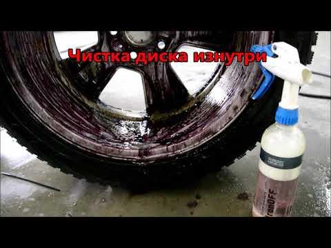 BMW X3 чистка подвески