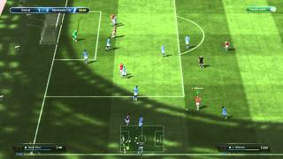 getlinkyoutube.com-FIFA Online 3 Gameplay : Arsenal vs Manchester City
