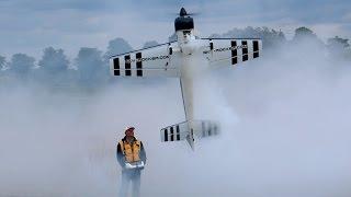 getlinkyoutube.com-YAK-54 GIANT RC MODEL PLANE 3D AEROBATICS DEMO FLIGHT / RC FLIGHTSHOW BÖLSDORF GERMANY MAY 2015