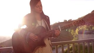 getlinkyoutube.com-Send My Love (To Your New Lover) - Adele (Tiffany Alvord Acoustic Cover)