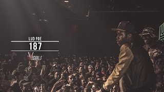 Lud foe -187 (Live Performance in Chicago) Shot By @JVisuals312 width=