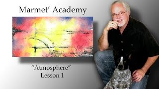 getlinkyoutube.com-Learn to paint abstract art! Easy abstract art lessons! ALL FREE