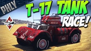 getlinkyoutube.com-RT-1 TANK RACE - FASTEST TANK IN GAME! (War Thunder Tanks Gameplay)