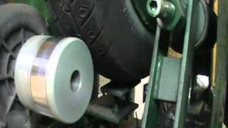 getlinkyoutube.com-home made powerhammer and grinder.MOD