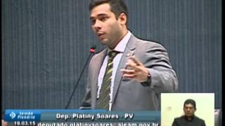 Platiny Soares comemora aprovação do PL da Anistia, em Brasília