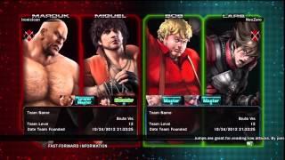 getlinkyoutube.com-Tekken Tag Tournament 2 Miguel / Marduk vs Bob / Lars #3 12/22