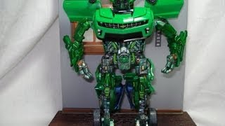 getlinkyoutube.com-Transformers revenge of the fallen CUSTOM WASP PRE-WASPINATOR inspired on the cartoon hkc