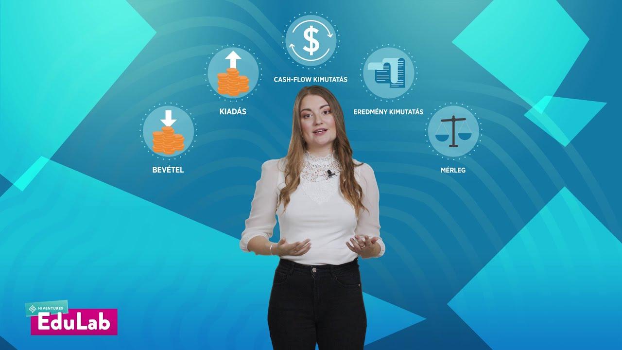 Hogyan készítsünk pénzügyi tervet startupok vállalkozás esetén? - Hiventures EduLab 9. rész