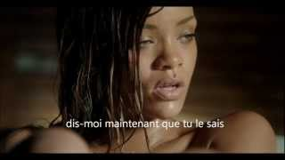 getlinkyoutube.com-Rihanna Stay - Traduction francais