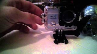 getlinkyoutube.com-Обзор Камеры SJ 9000 комплектующая !