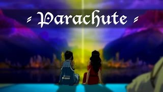 getlinkyoutube.com-Korra & Asami - Parachute