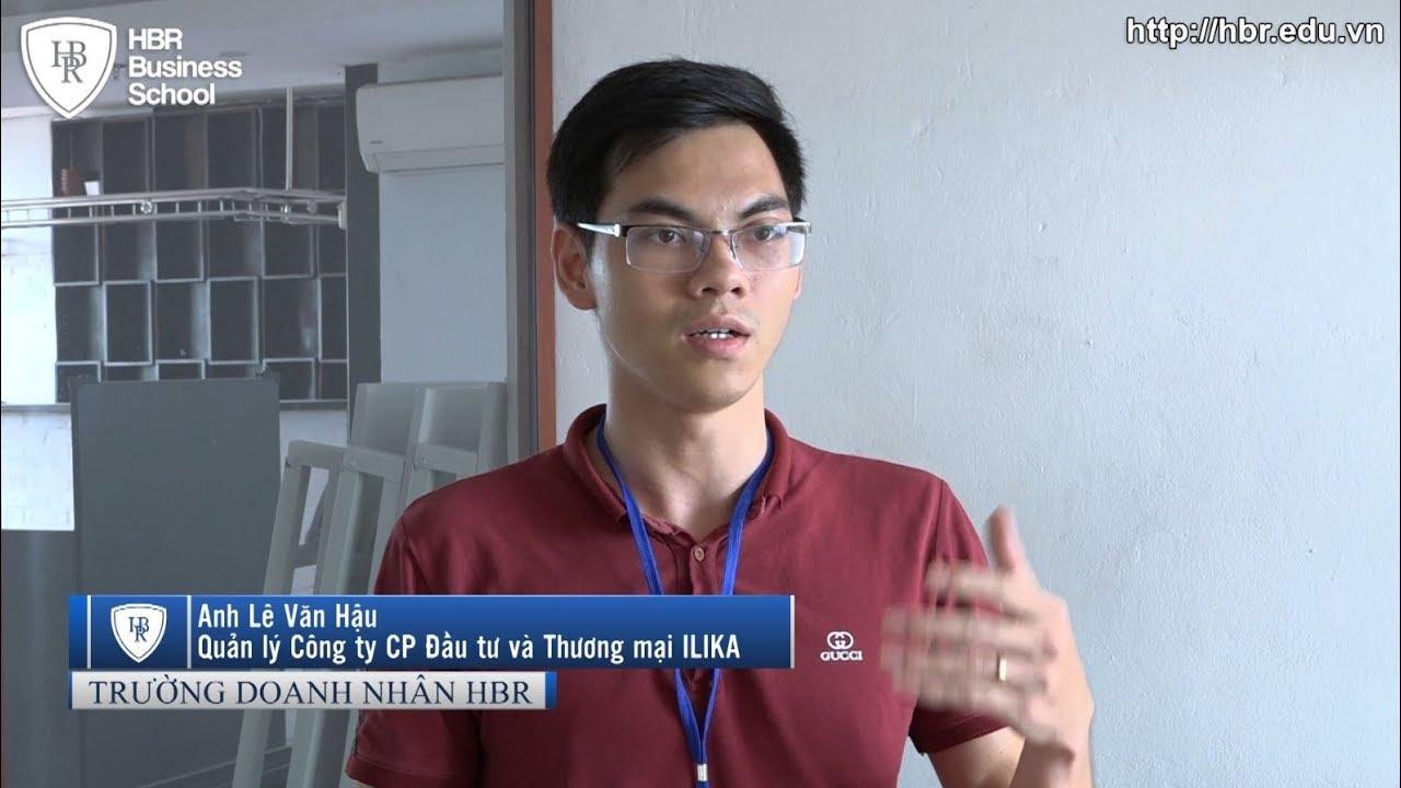 Cảm nhận học viên khoá Bộ máy tuyển dụng nhân sự Tony Dzung