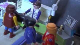 """getlinkyoutube.com-Playmobil  """"Louloute chez le vétérinaire"""" 1/2"""
