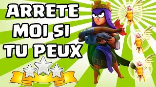 getlinkyoutube.com-2016 : La MEILLEURE stratégie d'attaque le Queen Walk | HDV9 HDV10 HDV11 | Clash of clans
