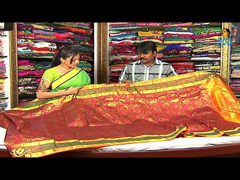 Pattu and Fancy Sarees with Price | Sogasu Chuda Tarama_1-12-2013 | Vanitha TV