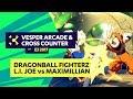 E3 2017: Dragonball Fighter Z L I Joe vs Maximillian
