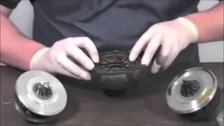 getlinkyoutube.com-Turbolader Reparatur -Turbolader Rumpfgruppen Einbauanleitung YouTube 360p