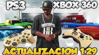 getlinkyoutube.com-GTA 5 ONLINE NUEVA ACTUALIZACION DE PS3 Y XBOX 360 1.29 PARA OLD GEN Y QUE CONTIENE GTA V ONLINE