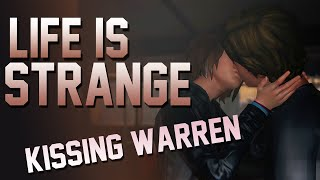 getlinkyoutube.com-Life Is Strange Episode 5 - KISSING WARREN - LegendOfGamer