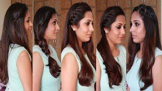 getlinkyoutube.com-5 Quick & Easy Hairstyles | Heatless Hairstyles