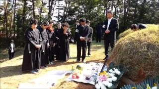 getlinkyoutube.com-남귀례 할머니 장례식 및 생애 영상