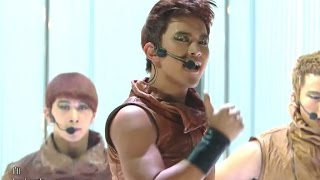 getlinkyoutube.com-2PM - I'll Be Back, 투피엠, 아윌 비 백, Music Core 20101023