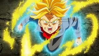 DRAGON BALL SUPER「AMV - Hollow Point Heroes - Calm Before The Storm」SSJGSSJ