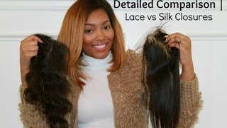 getlinkyoutube.com-Lace vs Silk Closures | Detailed Comparision Feat. BestLaceWigs Closures